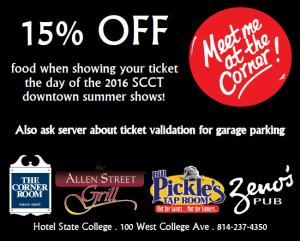 Hotel State College 2016