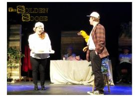 Spring 2017 - Jen Mahley as Waitress & Cody Rhodes as Ned and the Goose