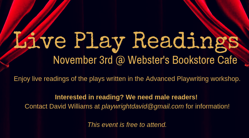 Live Play Readings