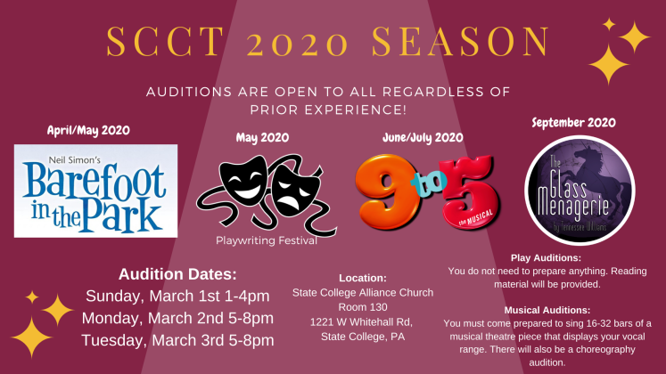 SCCT 2020 Season