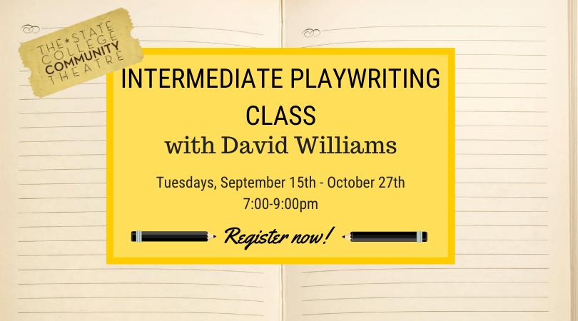 Playwriting Class (2)