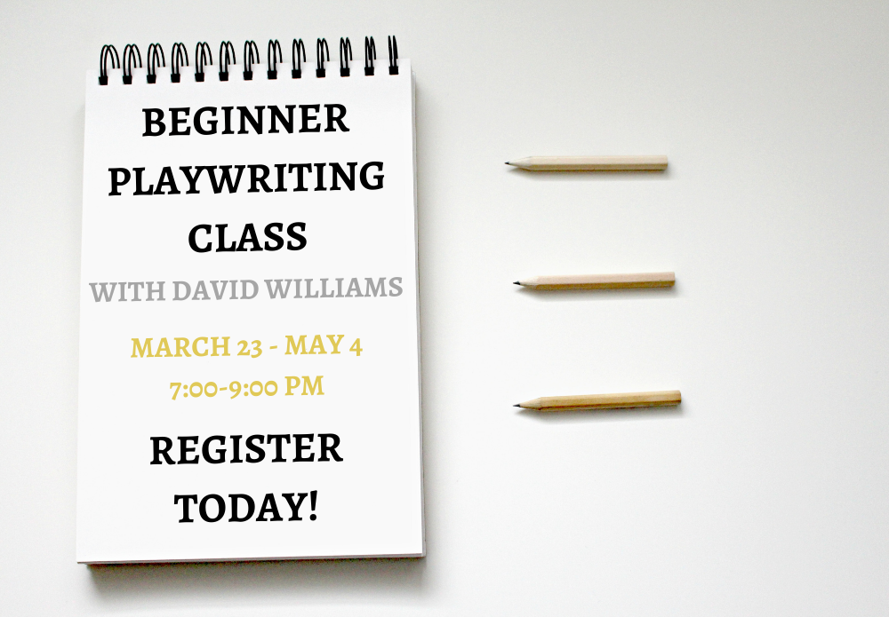 Copy of Beginner Playwriting- FB Banner 2021