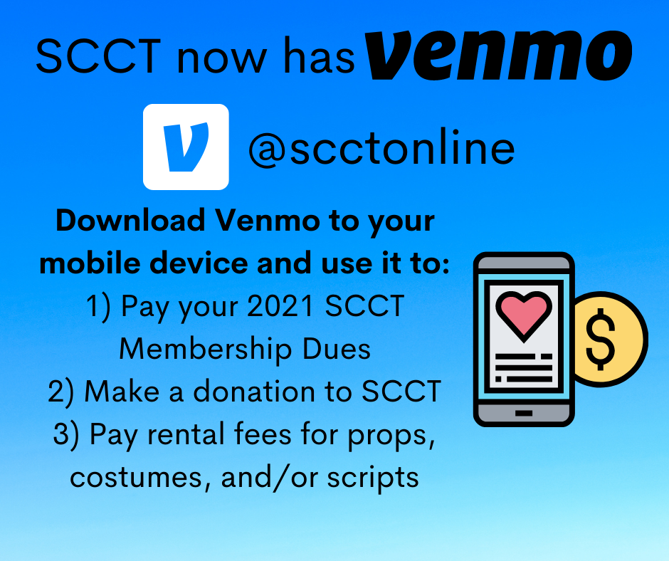 SCCT Venmo
