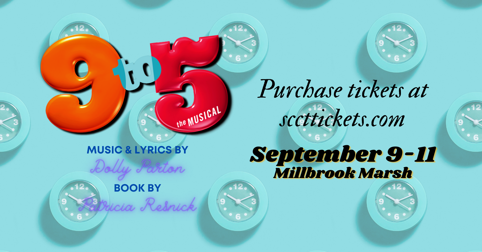 Copy of 9 to 5 Ticket Image