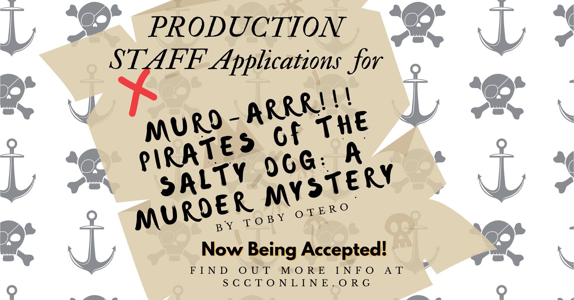 MURD-ARRR!!! Ads