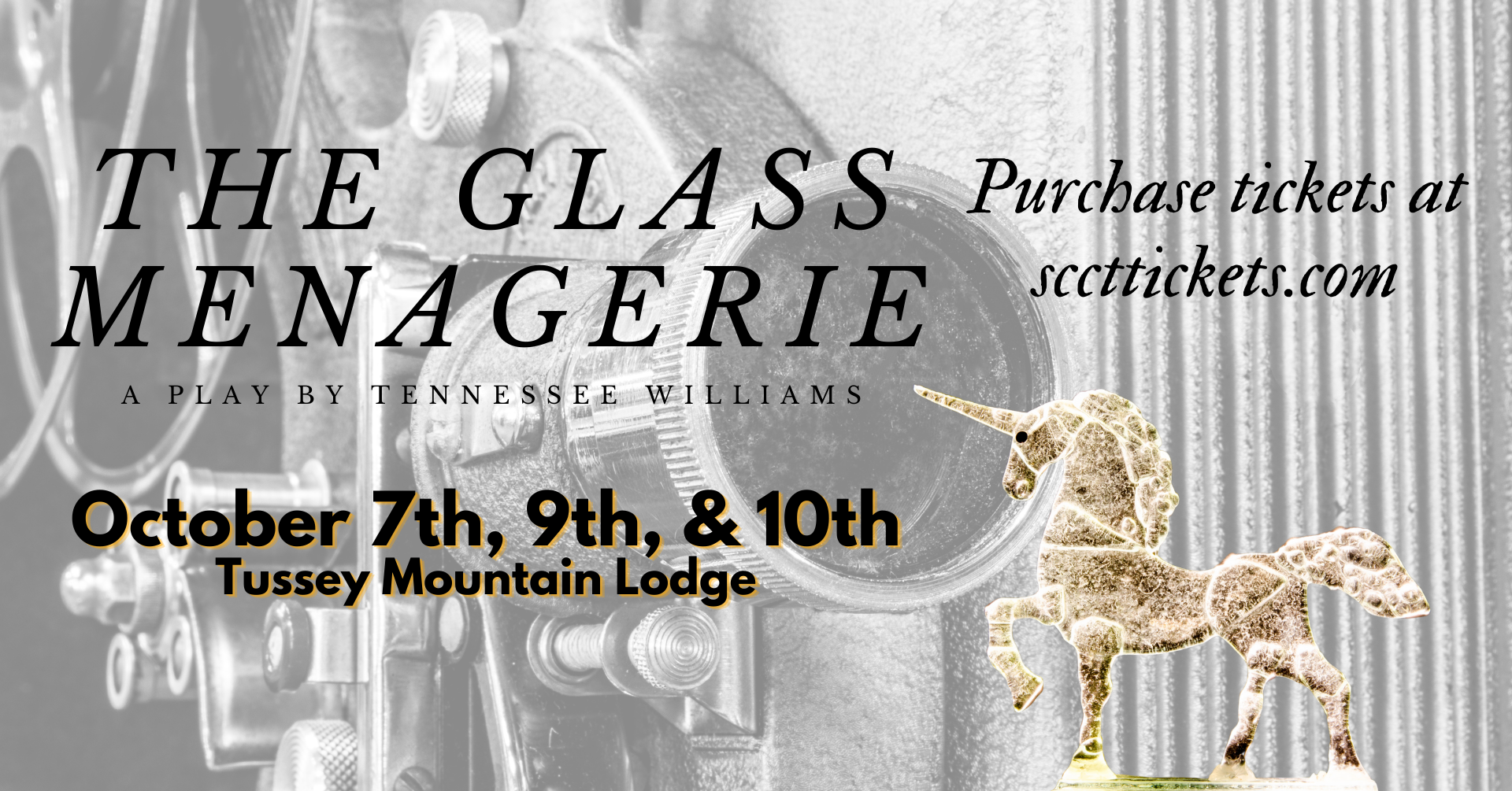 Glass Menagerie - Ad